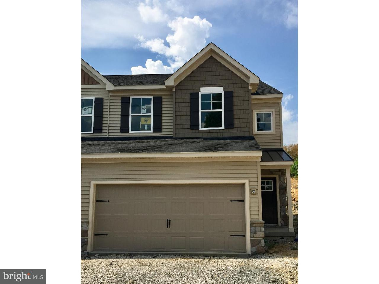 Townhouse for Sale at 44 WEXFORD CT #6 Morgantown, Pennsylvania 19543 United States