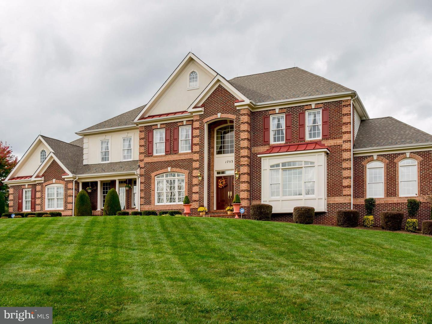 Single Family for Sale at 1753 Oakdale Dr Cooksville, Maryland 21723 United States