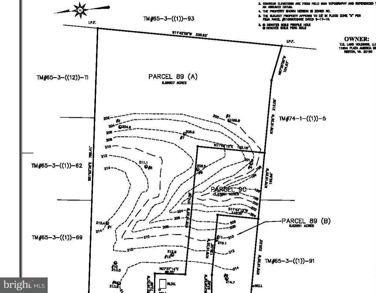 Terrain pour l Vente à 7015 Centreville Road 7015 Centreville Road Centreville, Virginia 20120 États-Unis