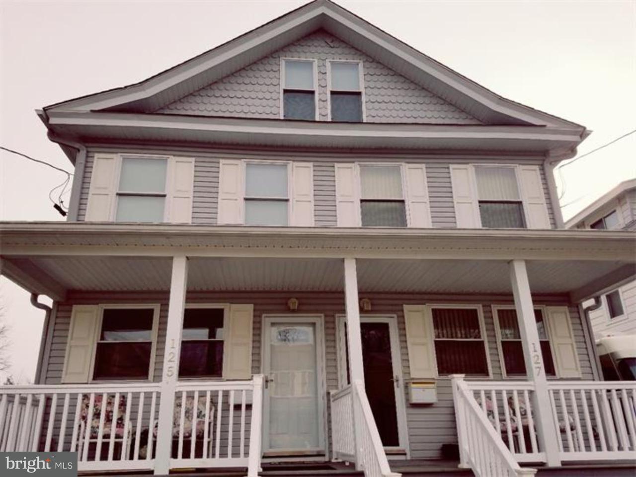 Maison accolée pour l à louer à 125 W FEDERAL Street Burlington, New Jersey 08016 États-Unis