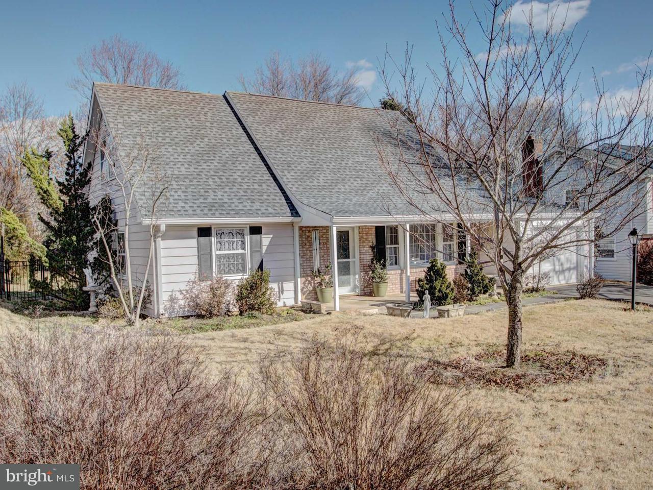 Maison unifamiliale pour l Vente à 7215 Wickford Drive 7215 Wickford Drive Alexandria, Virginia 22315 États-Unis