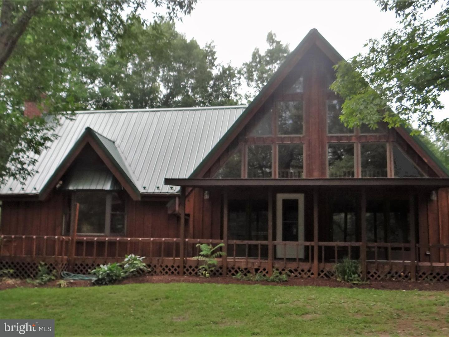 Single Family for Sale at 61 Robin Lane Cabins, West Virginia 26855 United States