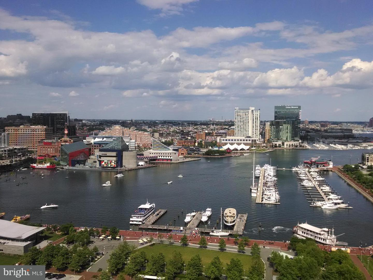 Single Family for Sale at 10 Lee St E #1509 Baltimore, Maryland 21202 United States