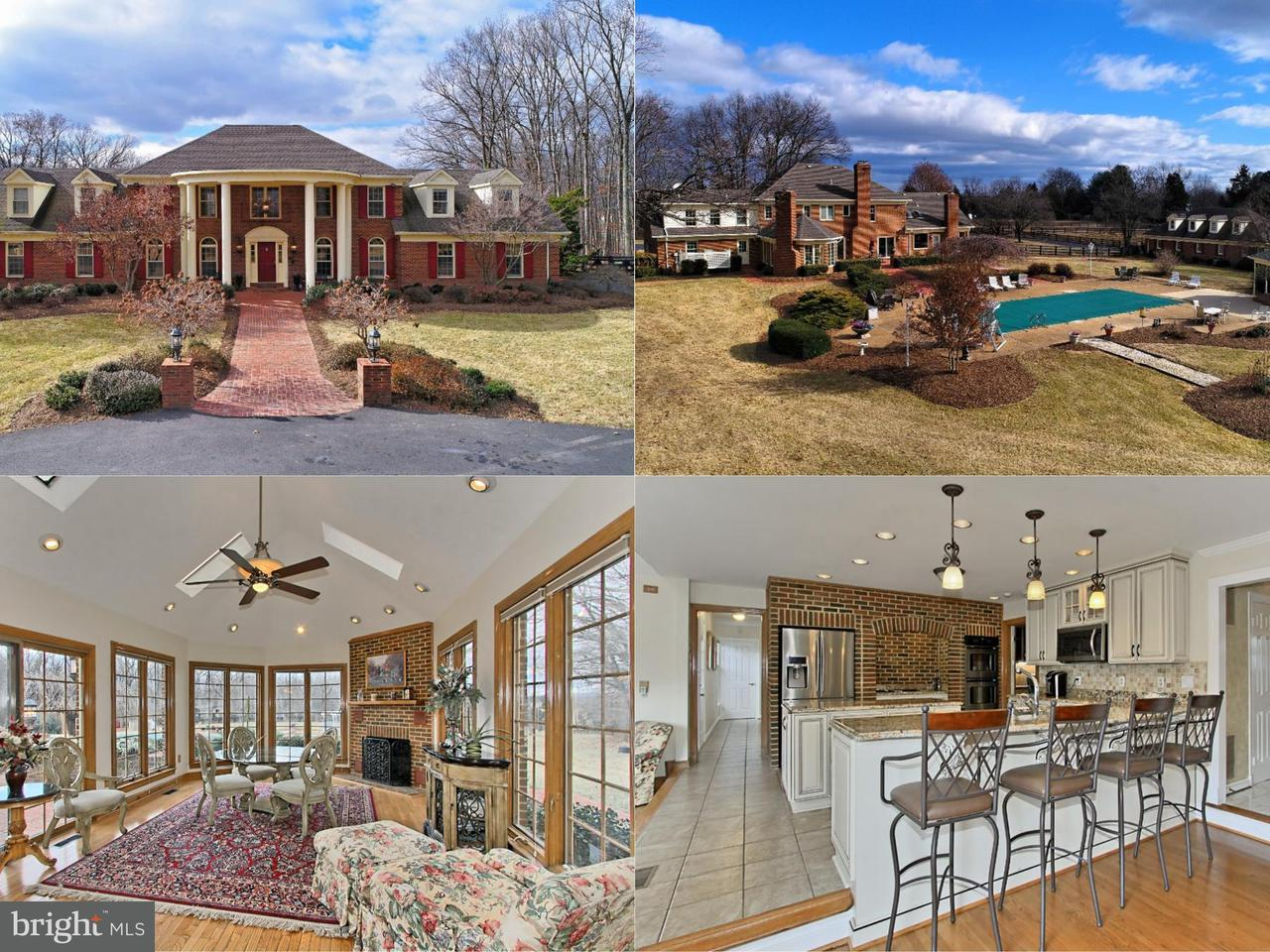 Farm for Sale at 3490 Pin Oak Ct Catharpin, Virginia 20143 United States