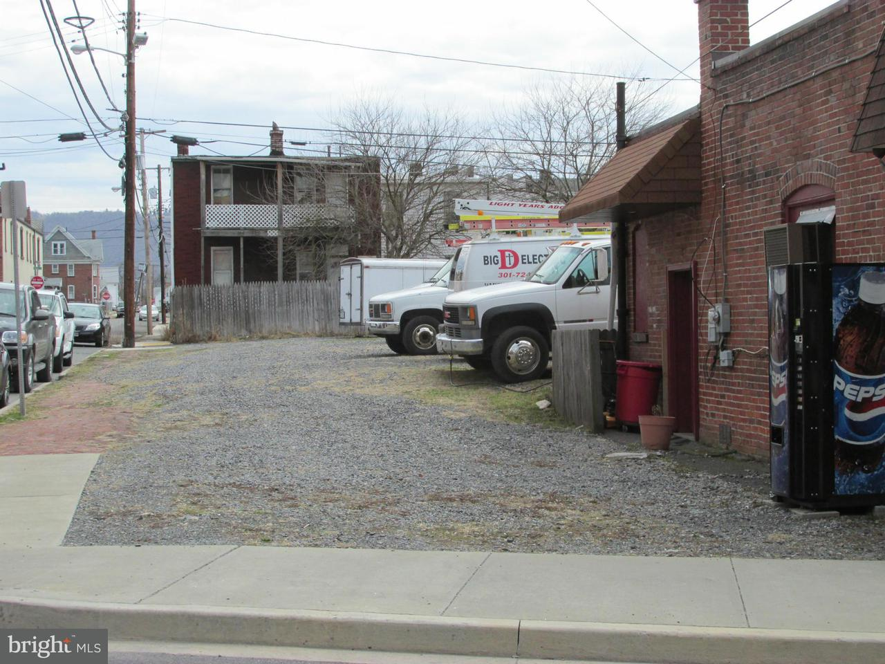 Land for Sale at 300 Virginia Ave Cumberland, Maryland 21502 United States