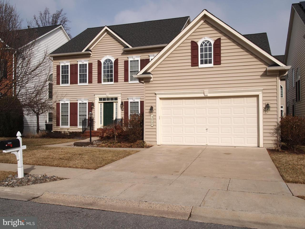 Single Family Home for Sale at 3808 Glen Eagles Drive 3808 Glen Eagles Drive Silver Spring, Maryland 20906 United States