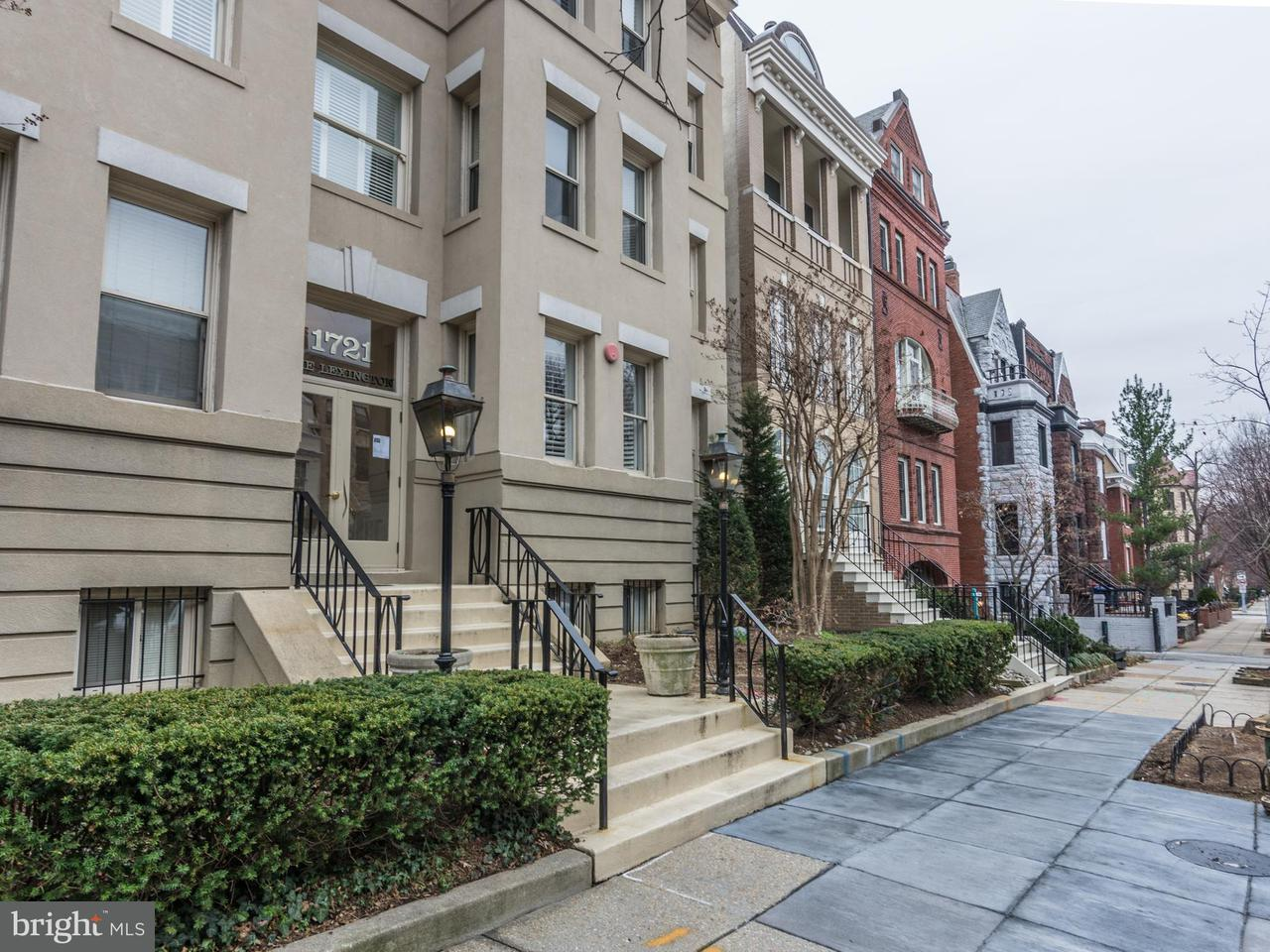 Condominium for Sale at 1721 21st St NW #t1 Washington, District Of Columbia 20009 United States