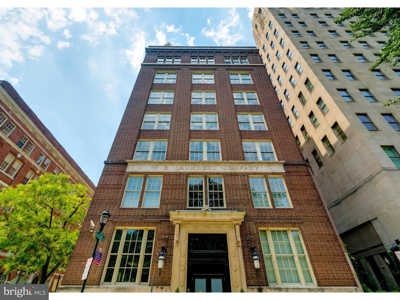 Maison unifamiliale pour l Vente à 220 W WASHINGTON SQ #300 Philadelphia, Pennsylvanie 19106 États-Unis