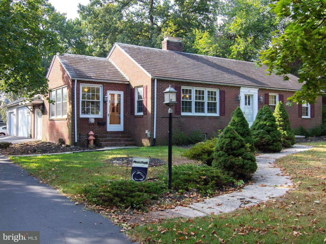 Single Family for Sale at 237 Lincoln Way E New Oxford, Pennsylvania 17350 United States