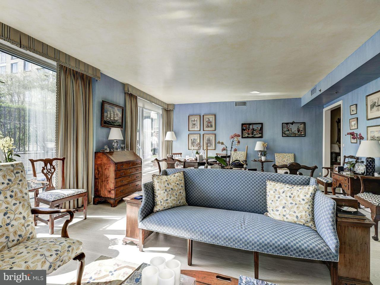 Additional photo for property listing at 1155 23rd St Nw #5k 1155 23rd St Nw #5k Washington, コロンビア特別区 20037 アメリカ合衆国