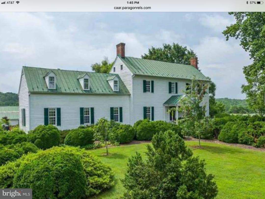 Farm for Sale at 0 Cox Mill Road Gordonsville, Virginia 22942 United States