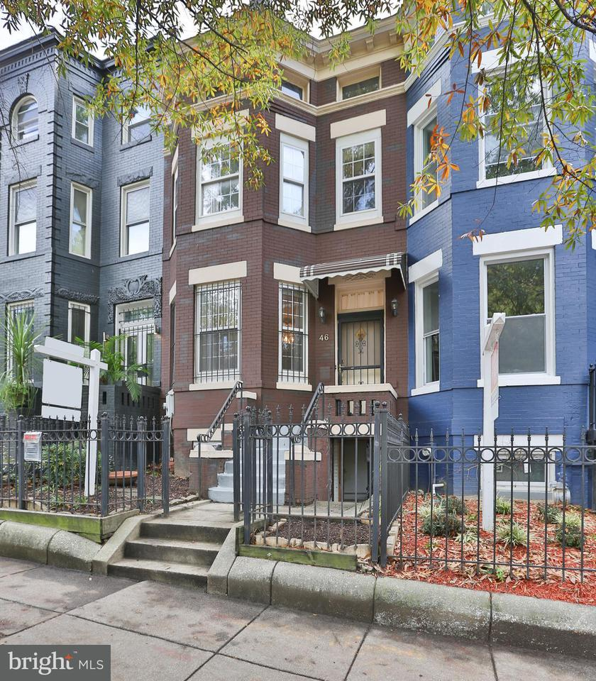 Other Residential for Rent at 46 Rhode Island Ave NW Washington, District Of Columbia 20001 United States