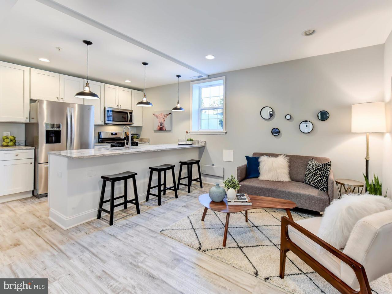 Condominium for Sale at 22 Gallatin St NE #b Washington, District Of Columbia 20011 United States