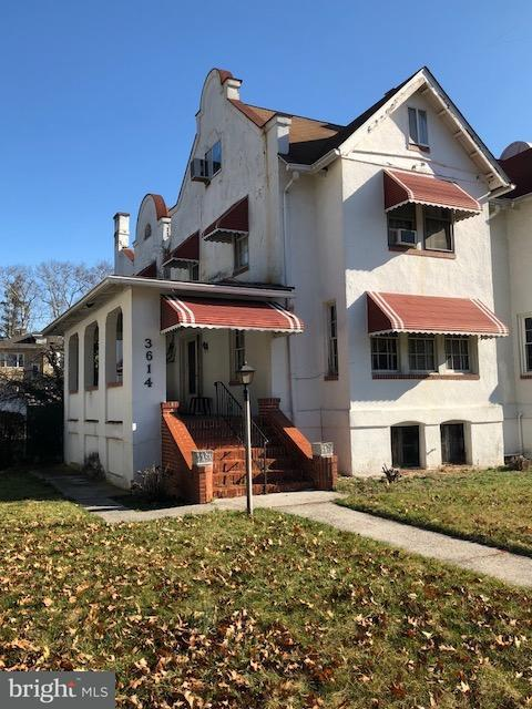 Single Family for Sale at 3614 Springdale Ave Baltimore, Maryland 21216 United States