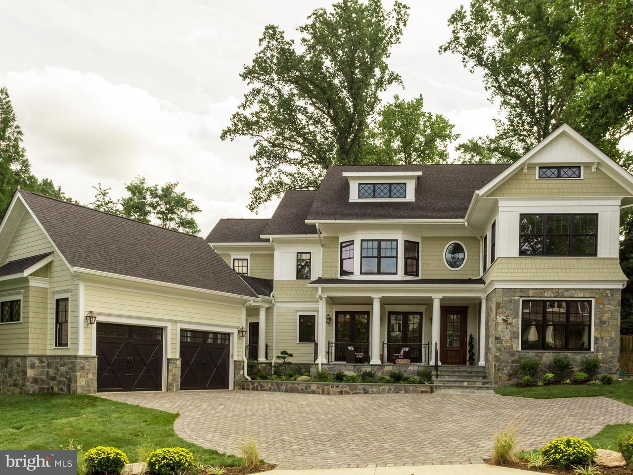独户住宅 为 销售 在 2822 23rd Rd N 2822 23rd Rd N 阿林顿, 弗吉尼亚州 22201 美国