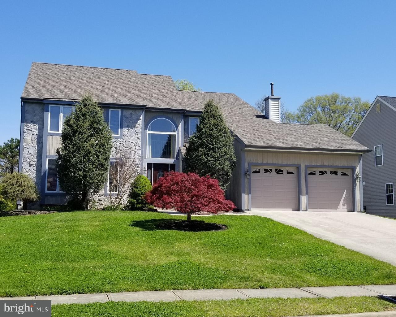 Casa Unifamiliar por un Venta en 7 PARKDALE Place Evesham, Nueva Jersey 08053 Estados Unidos