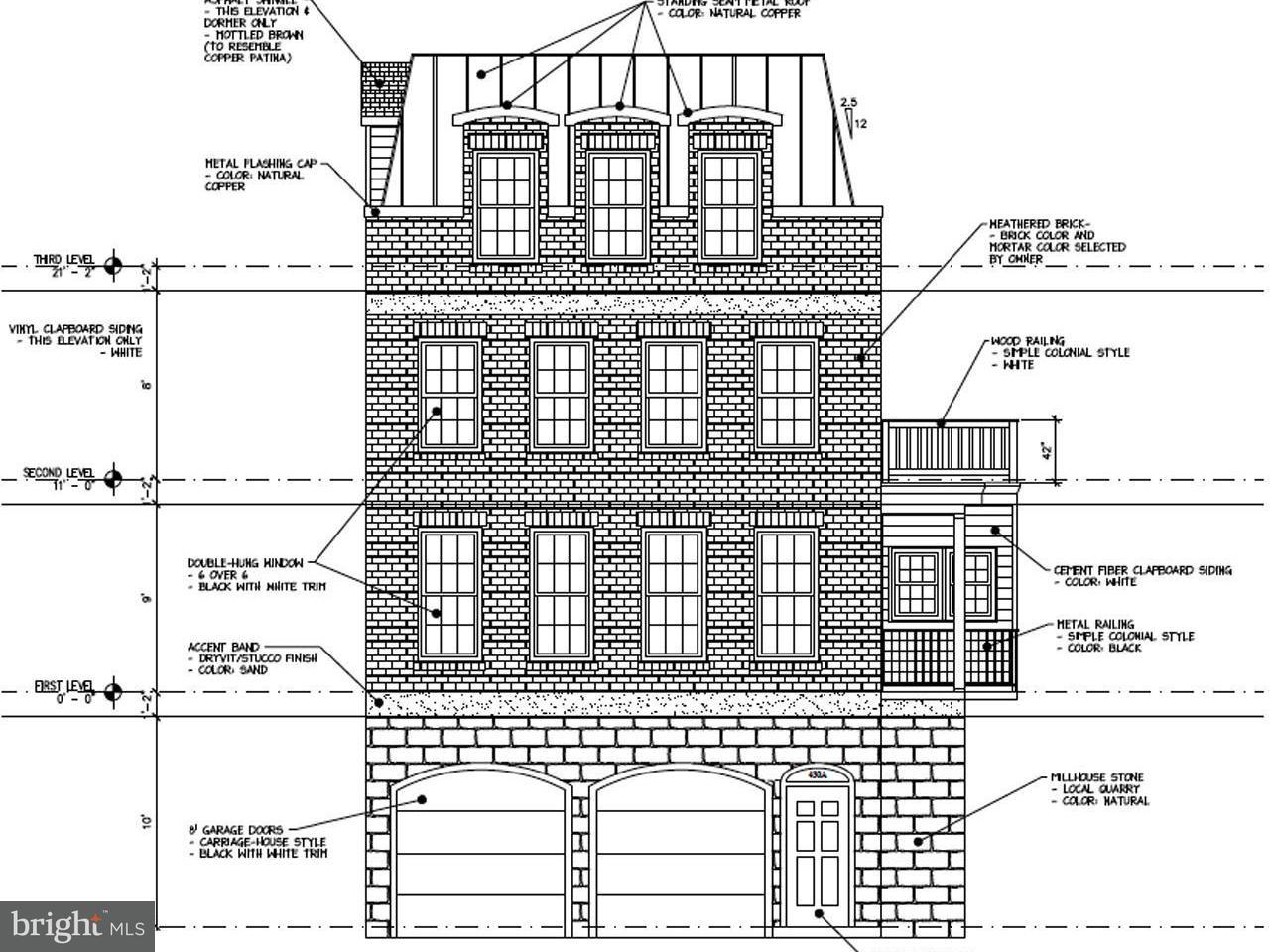 一戸建て のために 売買 アット 426 Mill Street 426 Mill Street Occoquan, バージニア 22125 アメリカ合衆国