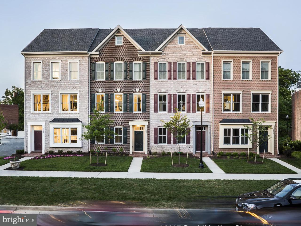 Townhouse for Sale at 1369 Powhatan St #Lot 3 1369 Powhatan St #Lot 3 Alexandria, Virginia 22314 United States