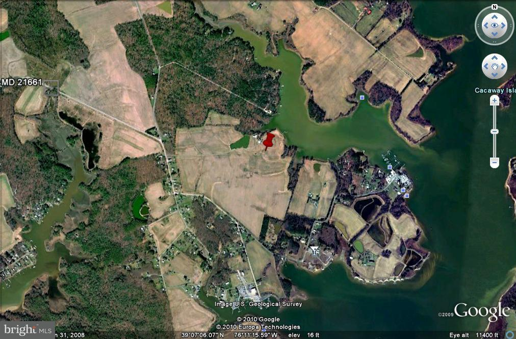 Land for Sale at 5135 Crosby Rd Rock Hall, Maryland 21661 United States
