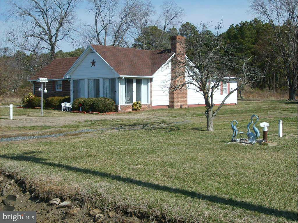 Single Family for Sale at 2625 Hoopers Island Rd Fishing Creek, Maryland 21634 United States
