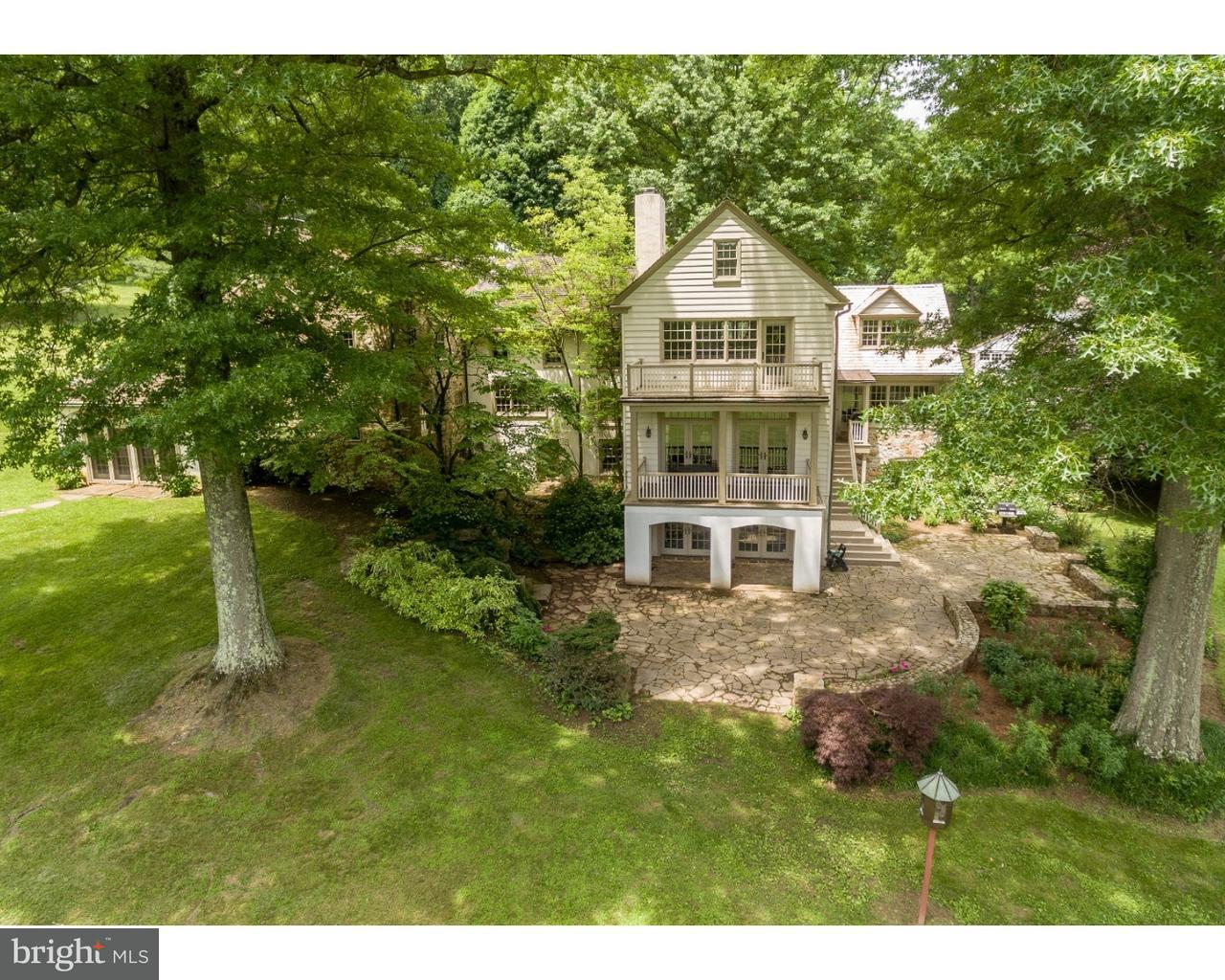 Maison unifamiliale pour l Vente à 736 S WARREN Avenue Malvern, Pennsylvanie 19355 États-Unis