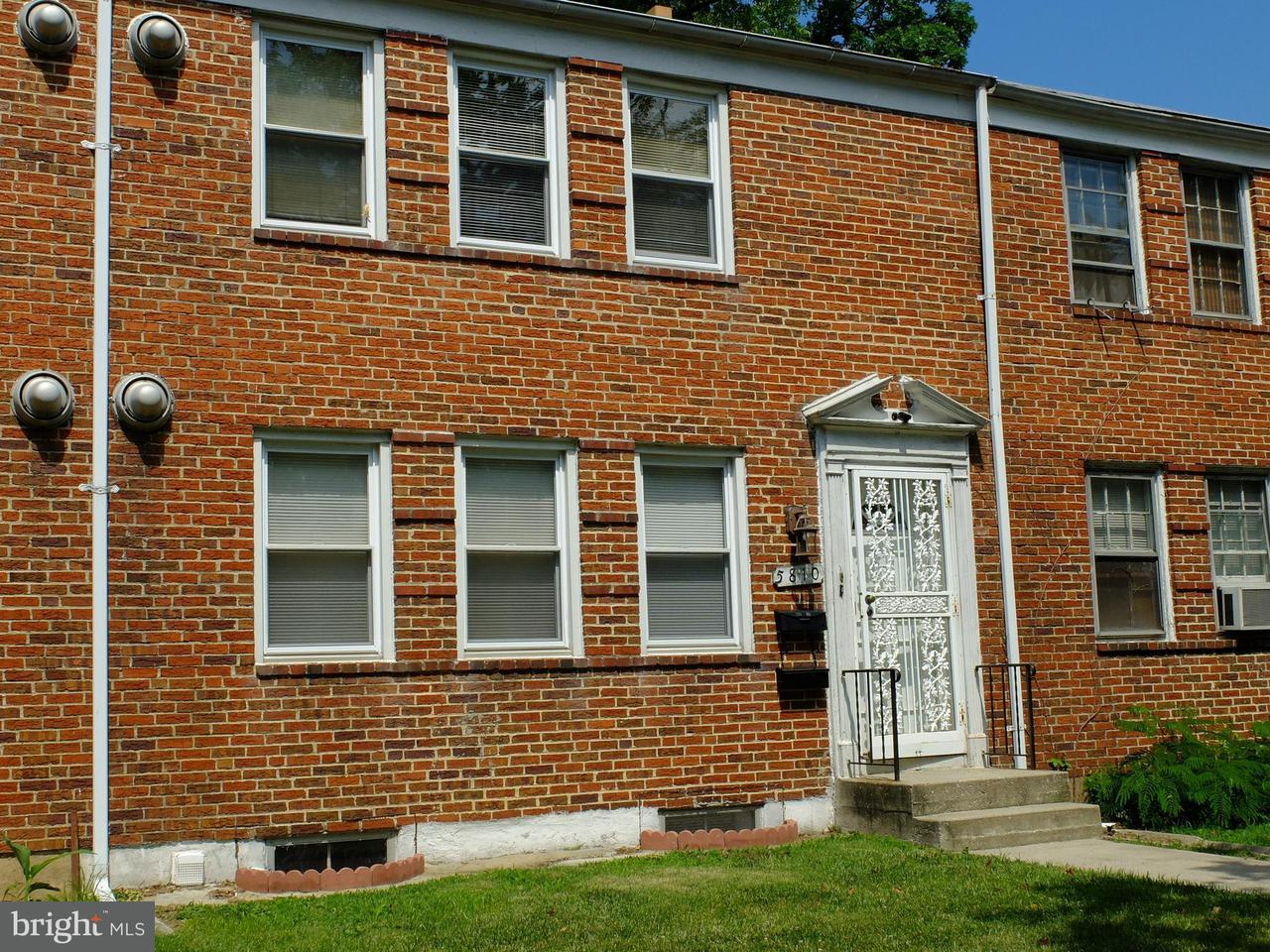 Other Residential for Sale at 5810 The Alameda Baltimore, Maryland 21239 United States