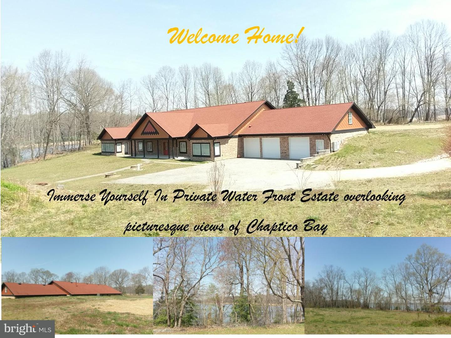 Farm for Sale at 36880 Rivendell Way Chaptico, Maryland 20621 United States