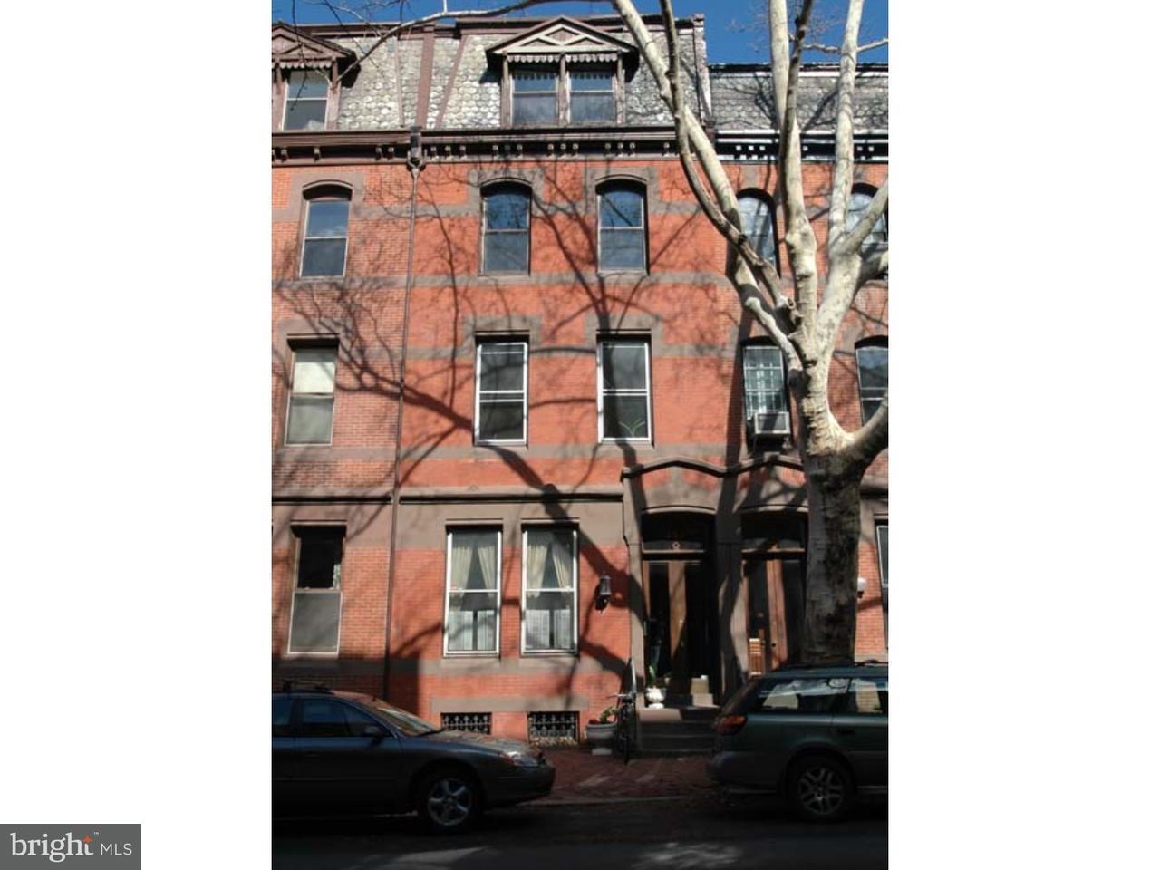 Quadraplex pour l Vente à 2311 DELANCEY Place Philadelphia, Pennsylvanie 19103 États-Unis