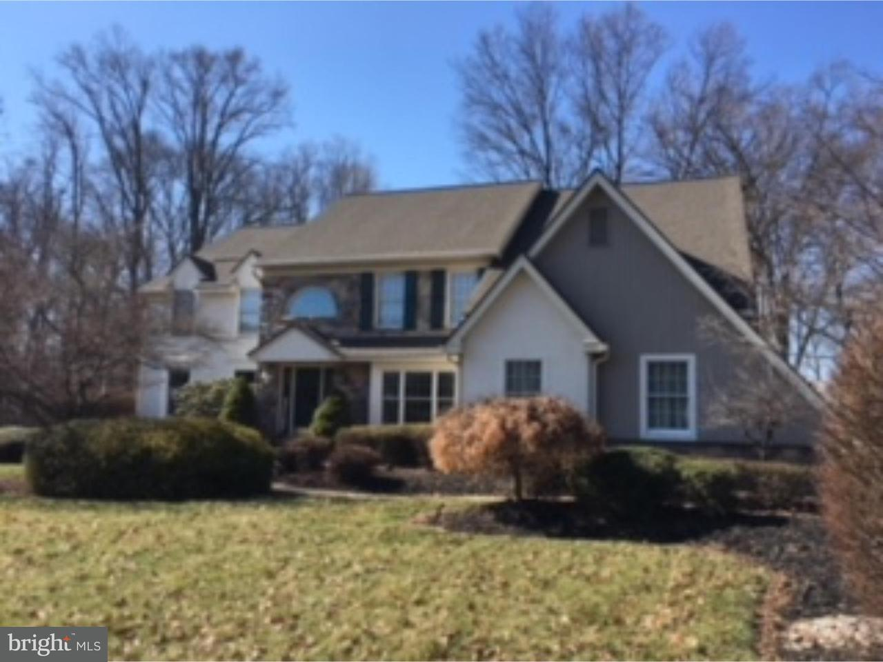 Single Family Home for Rent at 421 CARMICHAEL Drive North Wales, Pennsylvania 19454 United States