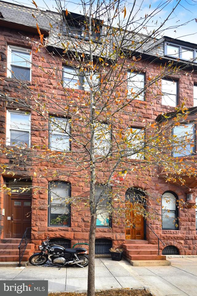 Single Family for Sale at 1209 Calvert St N Baltimore, Maryland 21202 United States