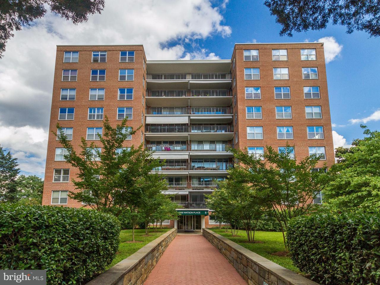 Condominium for Sale at 3900 Watson Pl Nw #B-3e 3900 Watson Pl Nw #B-3e Washington, District Of Columbia 20016 United States