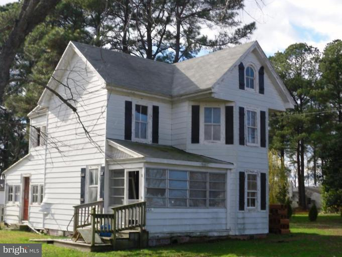 Photo of home for sale at 6434 Main Street, Neavitt MD