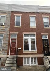 Single Family for Sale at 2223 Cecil Ave Baltimore, Maryland 21218 United States