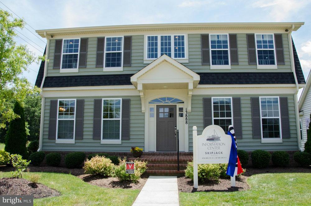 단독 가정 주택 용 매매 에 13888 Ensign 13888 Ensign Dowell, 메릴랜드 20629 미국