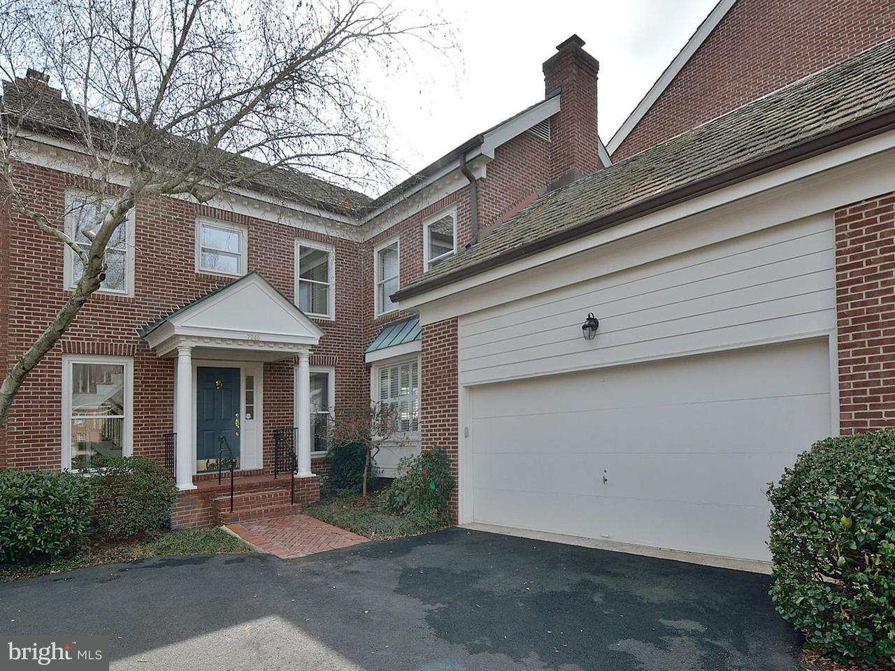 Townhouse for Sale at 7240 Evans Mill Road 7240 Evans Mill Road McLean, Virginia 22101 United States