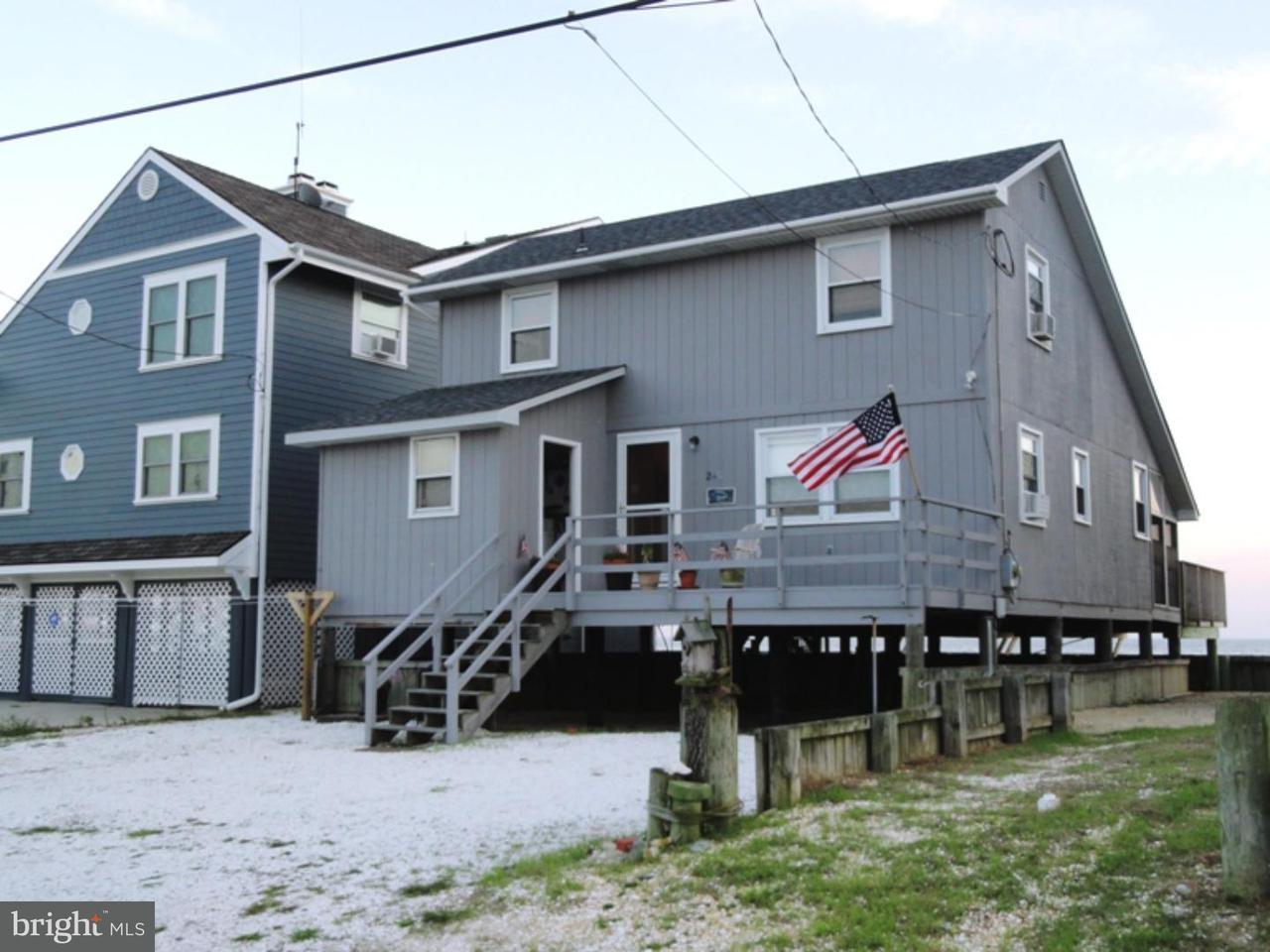 Maison unifamiliale pour l Vente à 246 COVE Road Newport, New Jersey 08345 États-Unis