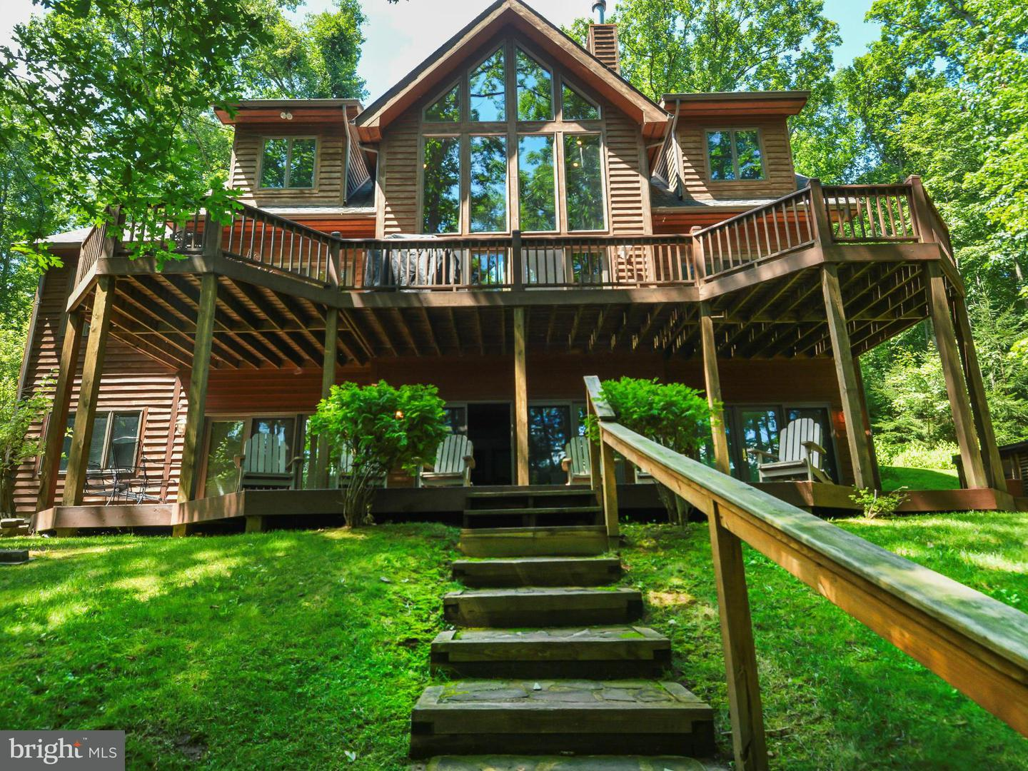 Single Family for Sale at 178 Round Beach Circle Dr Swanton, Maryland 21561 United States