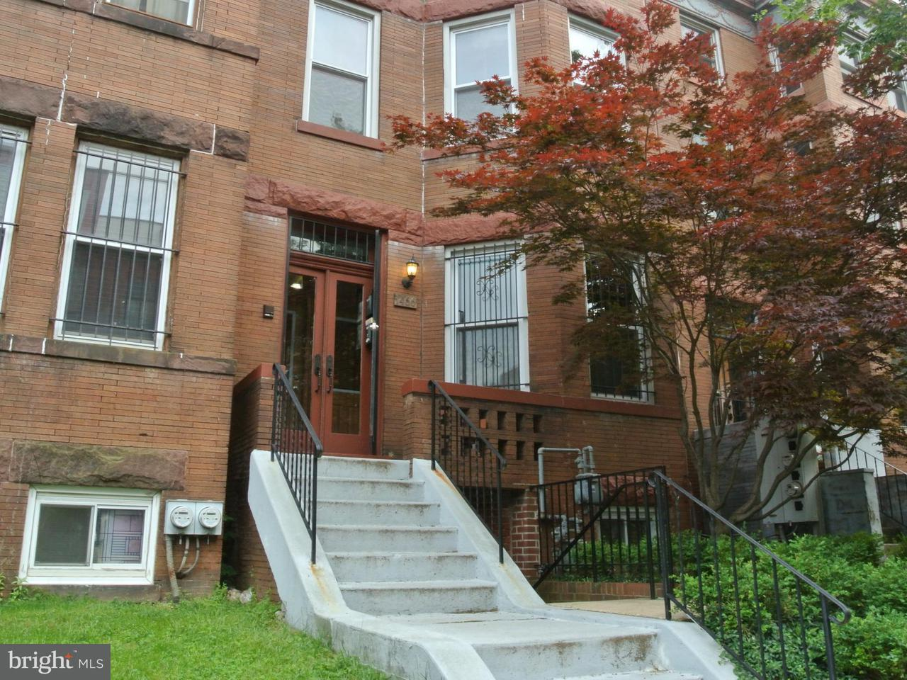 Other Residential for Rent at 1466 Chapin St NW Washington, District Of Columbia 20009 United States