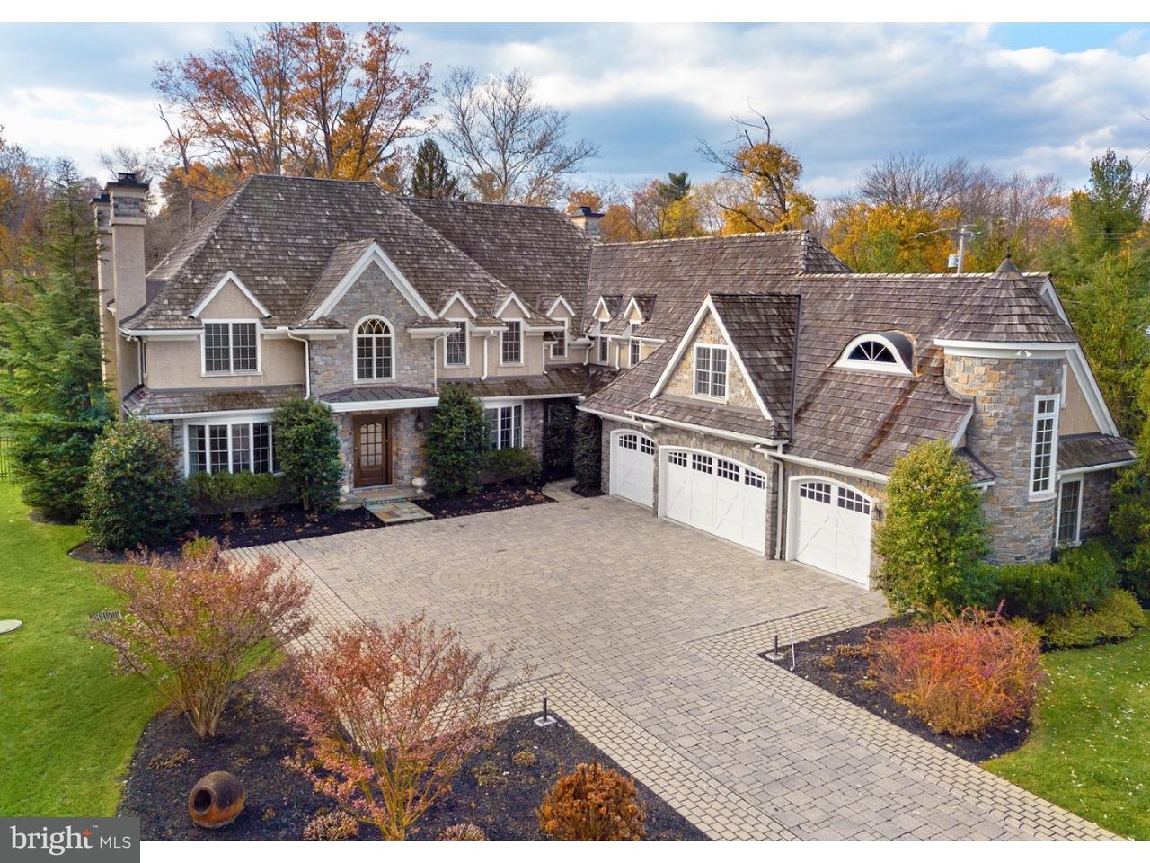 独户住宅 为 销售 在 1440 KYNETON Road 维拉诺瓦, 宾夕法尼亚州 19085 美国