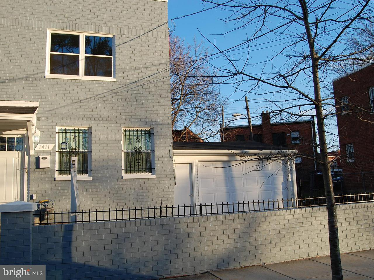 Single Family for Sale at 1411 Congress Pl SE Washington, District Of Columbia 20020 United States