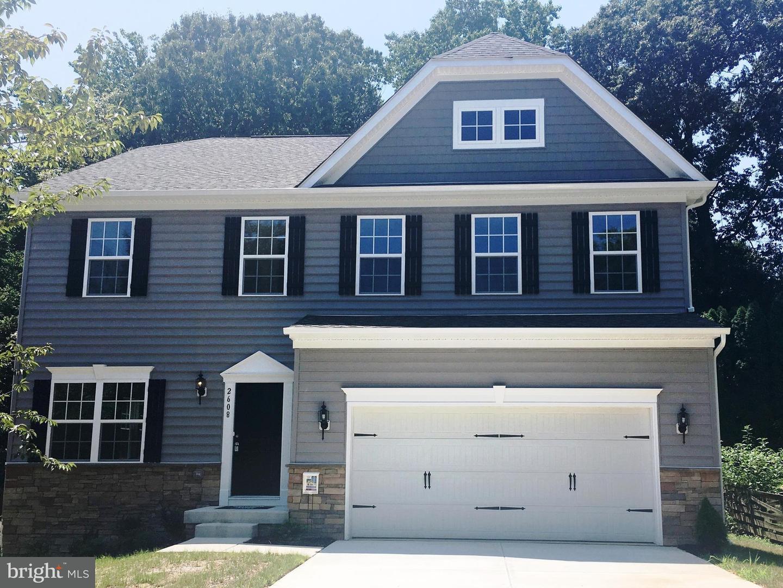 Single Family for Sale at 8618 Stark Ct Nottingham, Maryland 21236 United States