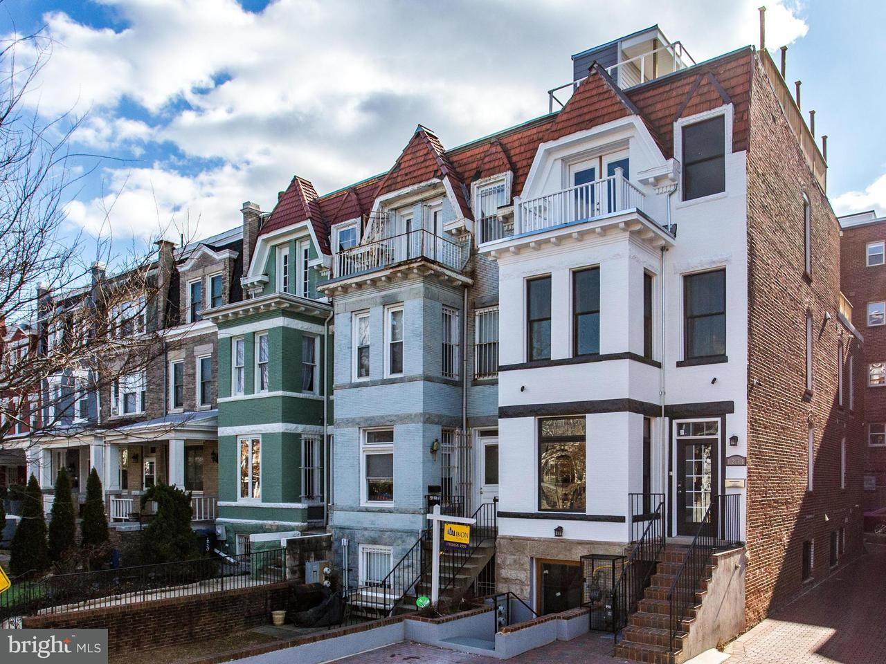 Single Family for Sale at 1234 Euclid St NW #2 Washington, District Of Columbia 20009 United States