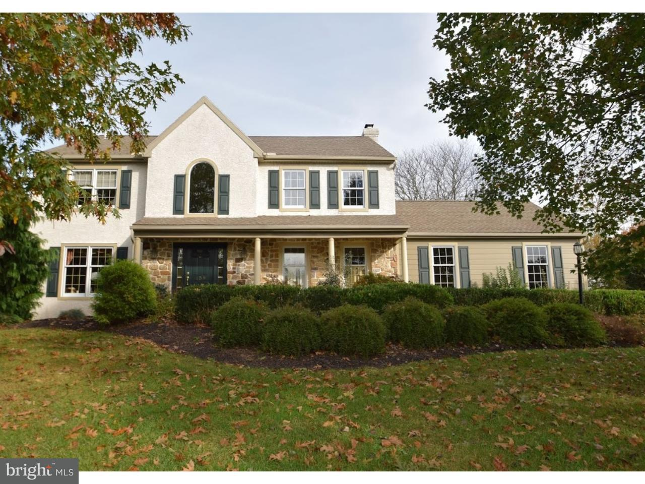 Casa Unifamiliar por un Venta en 139 KIMBERBRAE Drive Kimberton, Pennsylvania 19460 Estados Unidos