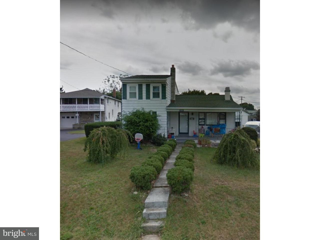 Casa Unifamiliar por un Alquiler en 1608 ELIZABETH Avenue Laureldale, Pennsylvania 19605 Estados Unidos