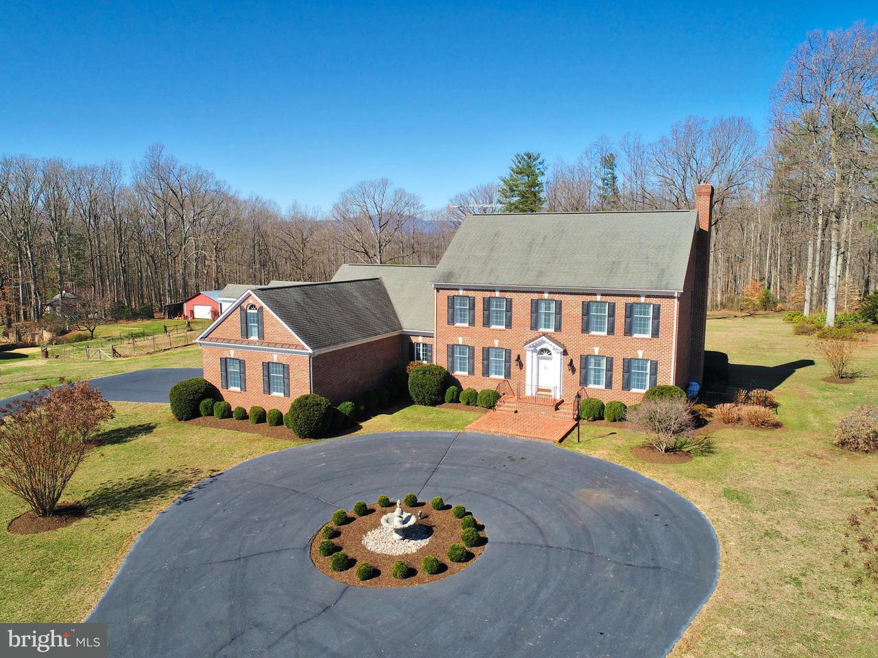 Single Family Home for Sale at 5870 South Seminole Trl S 5870 South Seminole Trl S Madison, Virginia 22727 United States