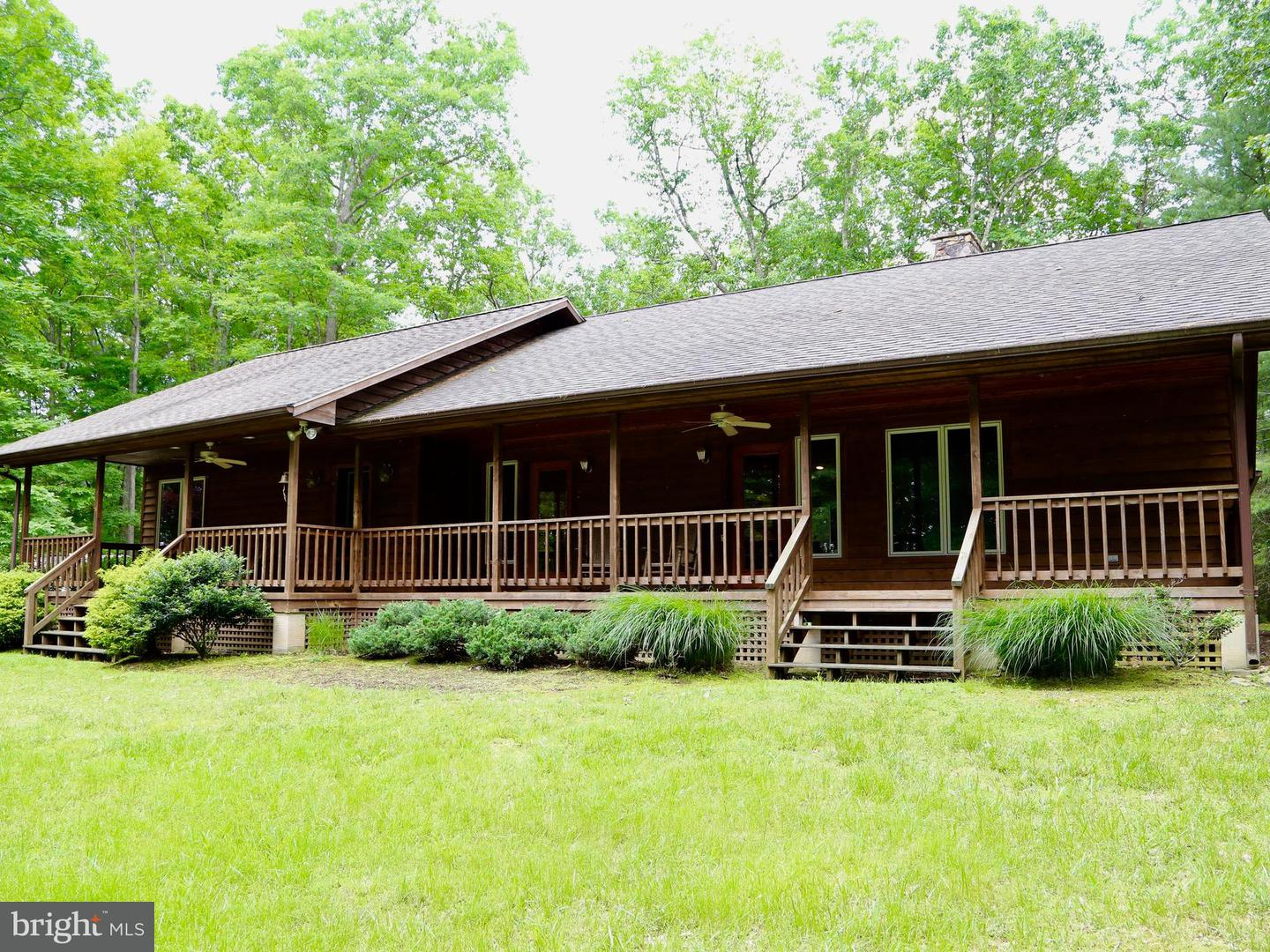 Single Family for Sale at 243 Cline Rd Yellow Spring, West Virginia 26865 United States
