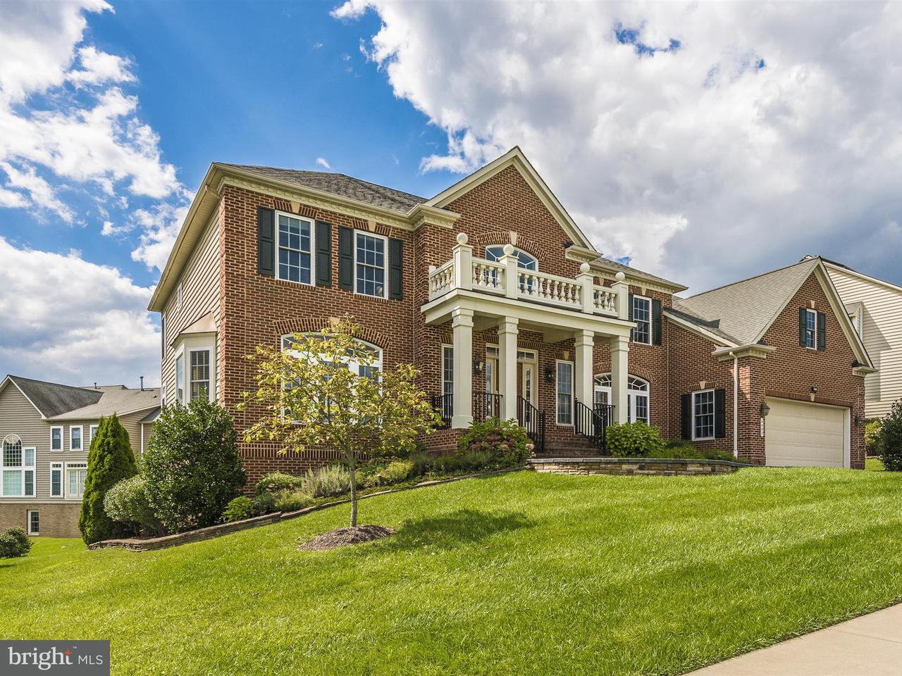 Casa Unifamiliar por un Venta en 4002 Carriage Hill Drive 4002 Carriage Hill Drive Frederick, Maryland 21704 Estados Unidos