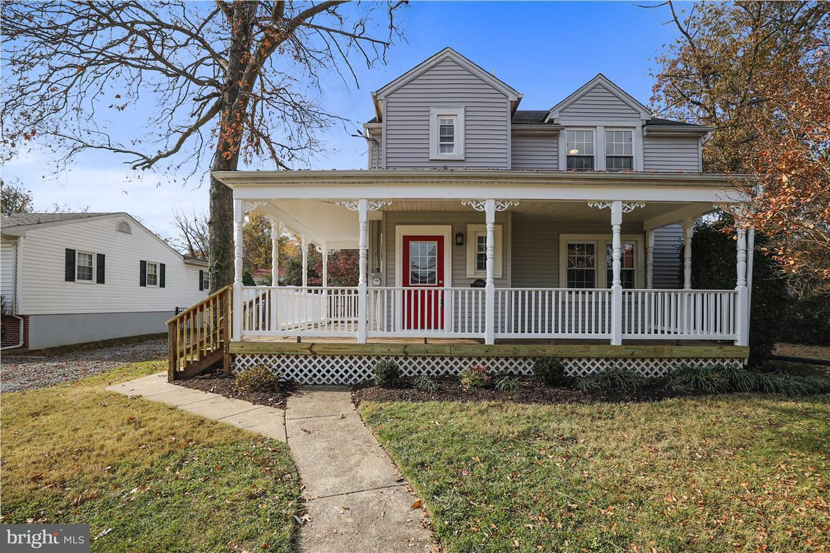 Single Family Home for Sale at 9514 Rhode Island Avenue 9514 Rhode Island Avenue College Park, Maryland 20740 United States