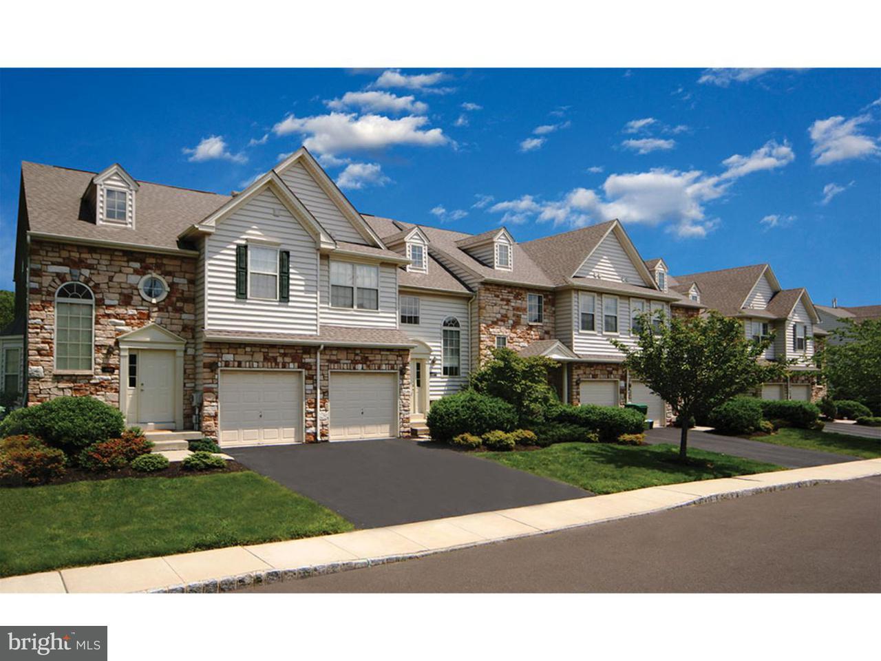 联栋屋 为 出租 在 4081 REDBUD Circle 多伊尔斯敦, 宾夕法尼亚州 18902 美国