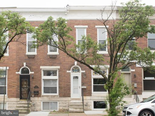 Property for sale at 609 Fort Ave E, Baltimore,  MD 21230